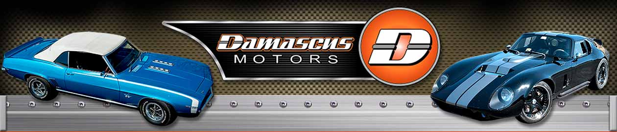 Damascus Motors Home Page Link