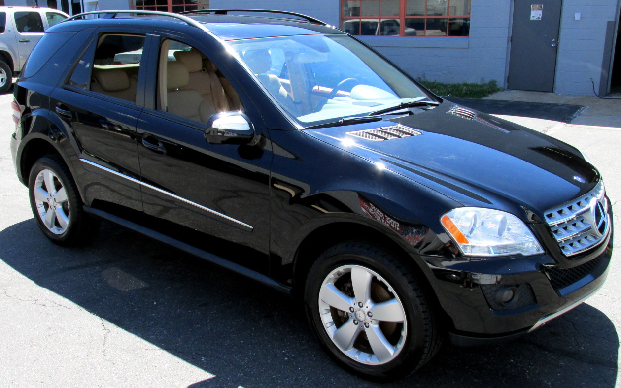 2008 mercedes ml350 4matic for 2008 mercedes benz ml350 problems
